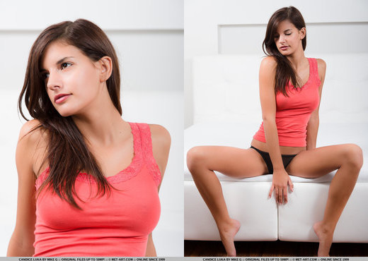 Candice Luka - Midiama - MetArt - Solo Hot Gallery