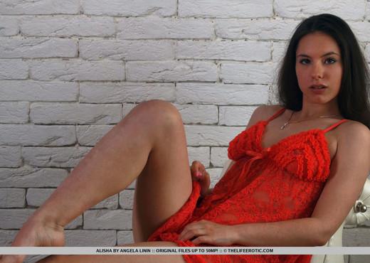 Alisha - Morning Glow - The Life Erotic - Solo Image Gallery