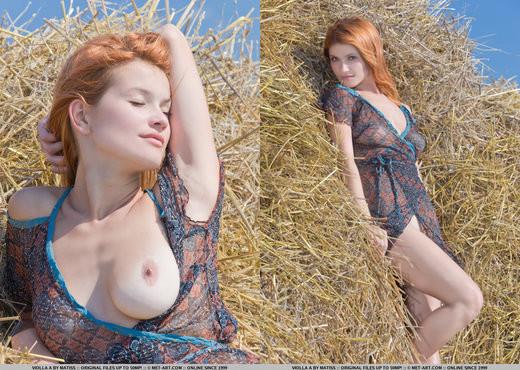 Violla A - Erigere - MetArt - Solo Nude Pics