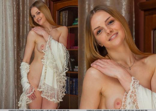 Leanisa - Flaure - MetArt - Solo Porn Gallery