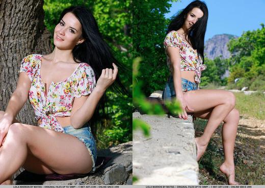 Lola Marron - Delamia - MetArt - Solo Picture Gallery