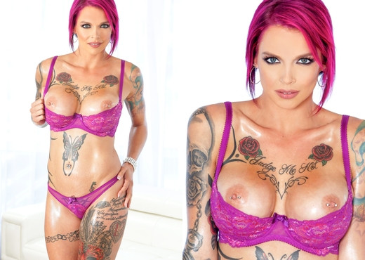 Anna Bell Peaks - Whore's Ink #03 - Evil Angel - Solo Sexy Photo Gallery