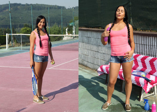 Ana Rose - Tennis Coach - ALS Scan - Lesbian Hot Gallery