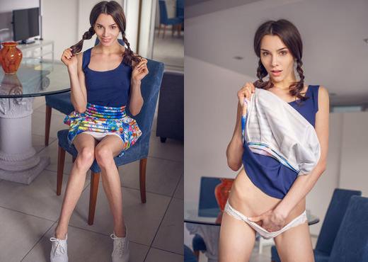 Adel Morel - Fleur - MetArt X - Solo Sexy Photo Gallery