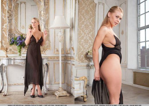 Sarika A - Dajile - MetArt - Solo HD Gallery