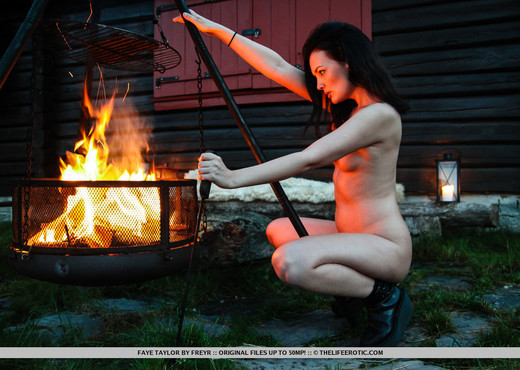 Faye Taylor - Love Camp - The Life Erotic - Solo Picture Gallery