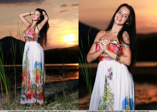 Lola Marron - Niolta - MetArt - Solo Nude Pics