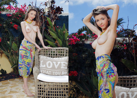 Mila Azul - Radau - Sex Art - Solo Nude Pics