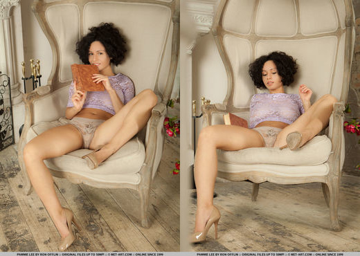 Pammie Lee - Nereti - MetArt - Solo Porn Gallery