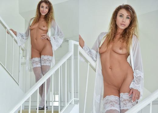 Rita - Angelic White Lace - FTV Milfs - MILF Nude Gallery