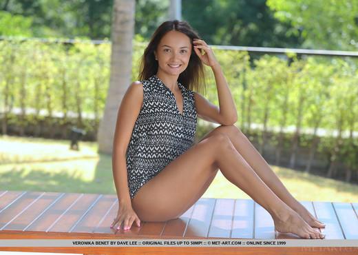 Veronika Benet - Mallden - MetArt - Solo Nude Pics