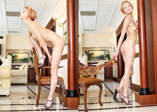 Mila F - Getting Naked 2 - Erotic Beauty - Solo Picture Gallery