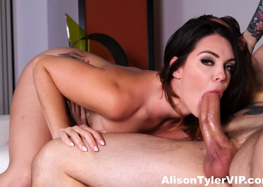 Alison Tyler & Alex get wild together - Hardcore Porn Gallery