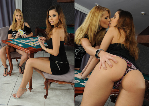 LesArchive - Peaches and Katalin - Lesbian Porn Gallery
