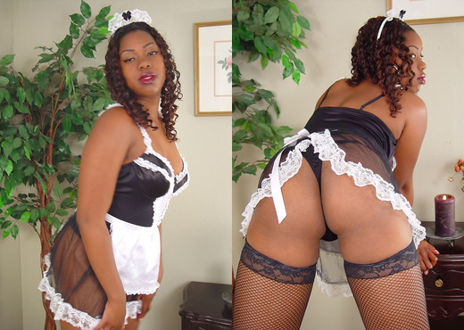 Naughty maid - I Love Black Girls - Ebony Porn Gallery