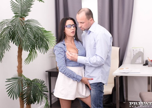Big Tits Brunette Chanel Lux Enjoys Anal - Private - Anal Sexy Gallery