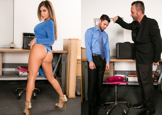 Nikki Capone - Seduced By The Boss's Wife #07 - Devil's Film - Hardcore Picture Gallery