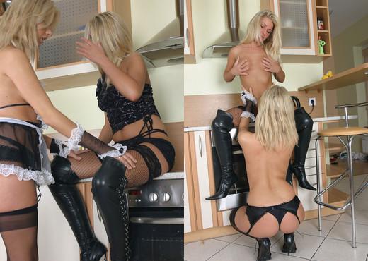 Dorota Lesbian - Magic Legs - Solo Image Gallery