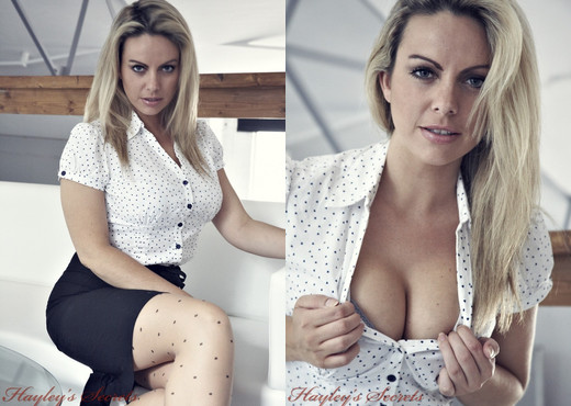 Kate Banks - Kate Casting - Hayley's Secrets - Solo Image Gallery