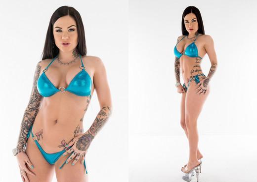 Karmen Karma's Wet Ass Devours A Cock - Anal Hot Gallery