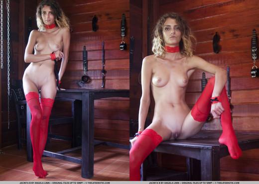 Jacinta B - Encased - The Life Erotic - Solo HD Gallery