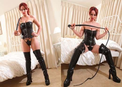 Rosie Lea - Rl Boots - Strictly Glamour - Solo TGP