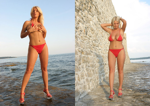 Ines Bikini - Ines Cudna - Boobs Nude Gallery