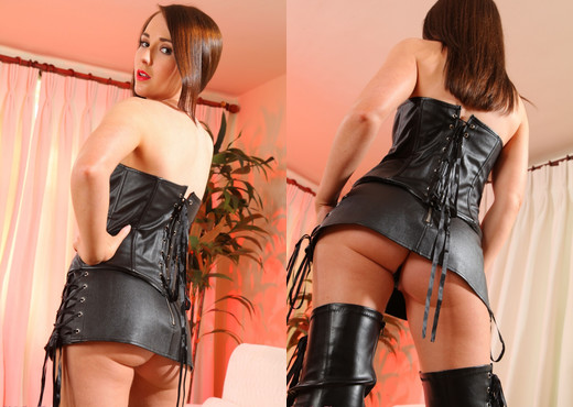 Tammy M Skirt - Strictly Glamour - Solo Sexy Photo Gallery