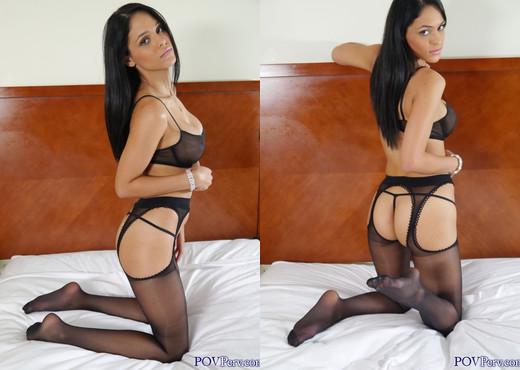 Jasmine Caro latina blowjob queen - POV Perv - Blowjob TGP