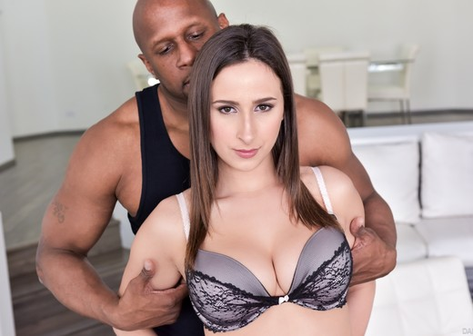 Prince Yahshua & Ashley Adams - DarkX - Interracial Porn Gallery
