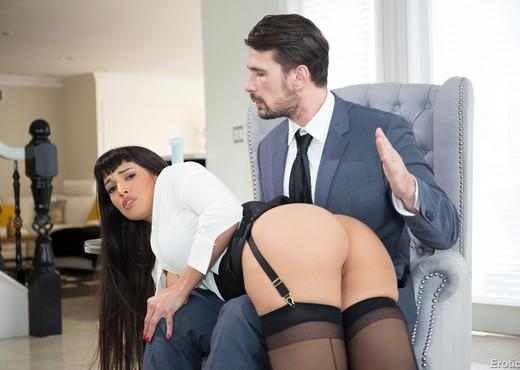 Manuel Ferrara & Mercedes Carrera - Erotica X - Latina Porn Gallery
