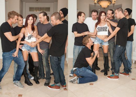Ariana Marie - HardX - Blowjob Nude Pics
