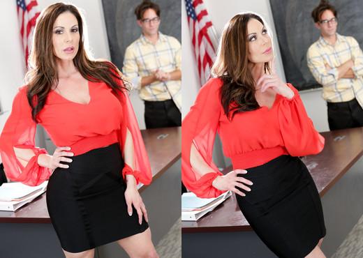 Blackmailed MILF: Kendra The Teacher - MILF Image Gallery