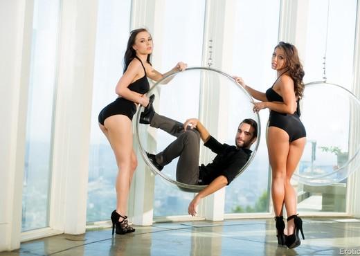 Adriana Chechik, Logan Pierce & Aidra Fox - Erotica X - Hardcore Nude Gallery