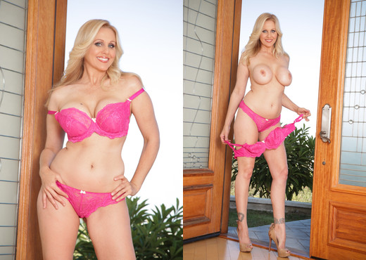 Julia Ann & Mark Wood - Throated - Blowjob Porn Gallery