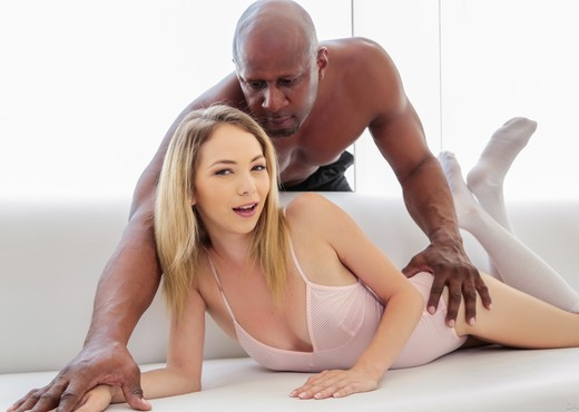 Prince Yahshua & Angel Smalls - DarkX - Interracial HD Gallery