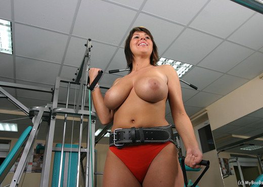 Kora Gym - My Boobs - Boobs Sexy Gallery