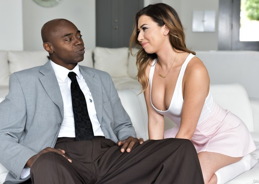 Lexington Steele & Melissa Moore - DarkX - Interracial HD Gallery