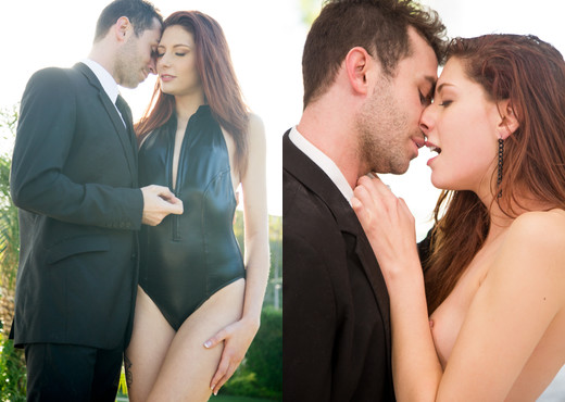 James Deen & Ashlyn Molloy - Erotica X - Hardcore Picture Gallery