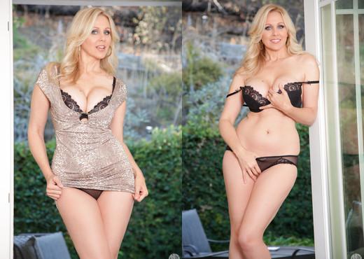 Julia Ann & Tyler Nixon - Mommy Blows Best - Blowjob Nude Gallery