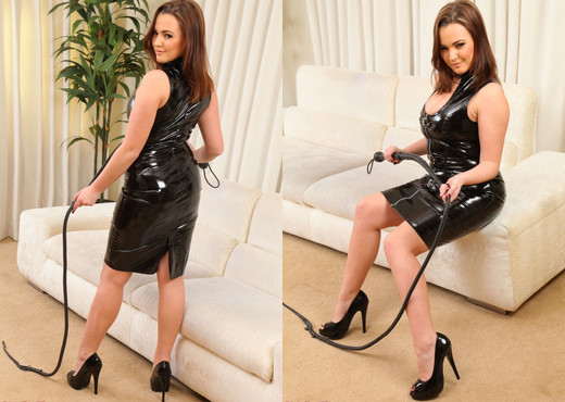 Jodie Gasson Pvc - Strictly Glamour - Solo TGP