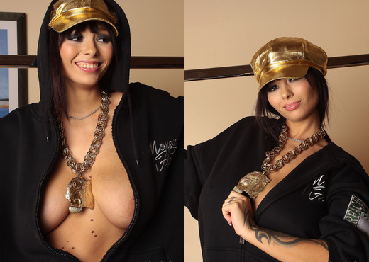 Domino Hip Hop - My Boobs - Boobs Sexy Gallery