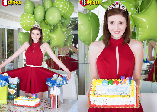 Blaire Ivory - Birthday Babe - 18eighteen - Teen Sexy Photo Gallery