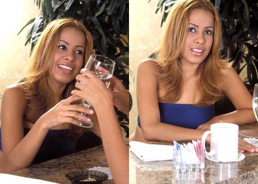 Suzy and Tasha - Horny Lesbian GFs - Lesbian Image Gallery