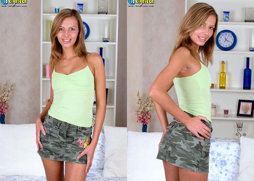 Karine - Pretty & Puffy - 18eighteen - Teen Image Gallery