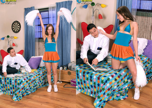 Sophia Sutra - Two Cheers For Cock - 18eighteen - Teen Porn Gallery