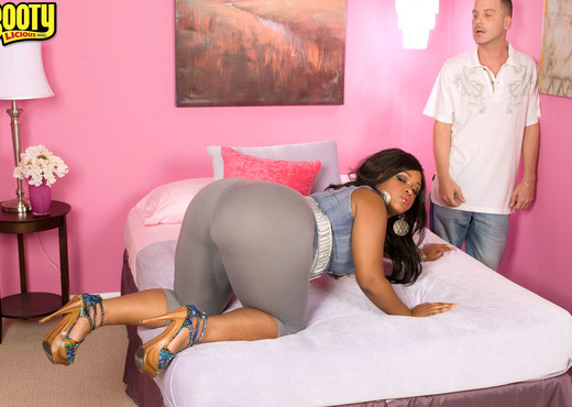 Gizelle Stallion - Butt-fucked Beauty - Bootylicious Mag - Ass Sexy Photo Gallery
