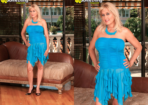 Marina Johnson - The Second Times The Charm - MILF TGP