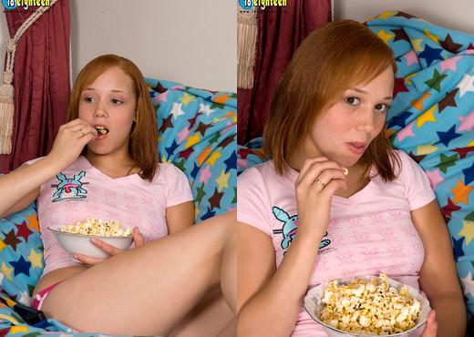 Sonny Blaize - Raunchy Redhead - 18eighteen - Teen HD Gallery