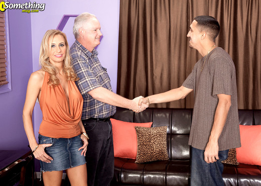 Cristy Lynn - When Hubby's Away, Cristy Gets Ass-Fucked - MILF TGP